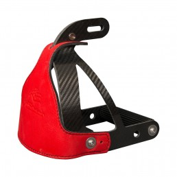 Pair of hulls for stirrups Bi-relax Carbon