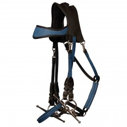 Ergonomic Halter bridle