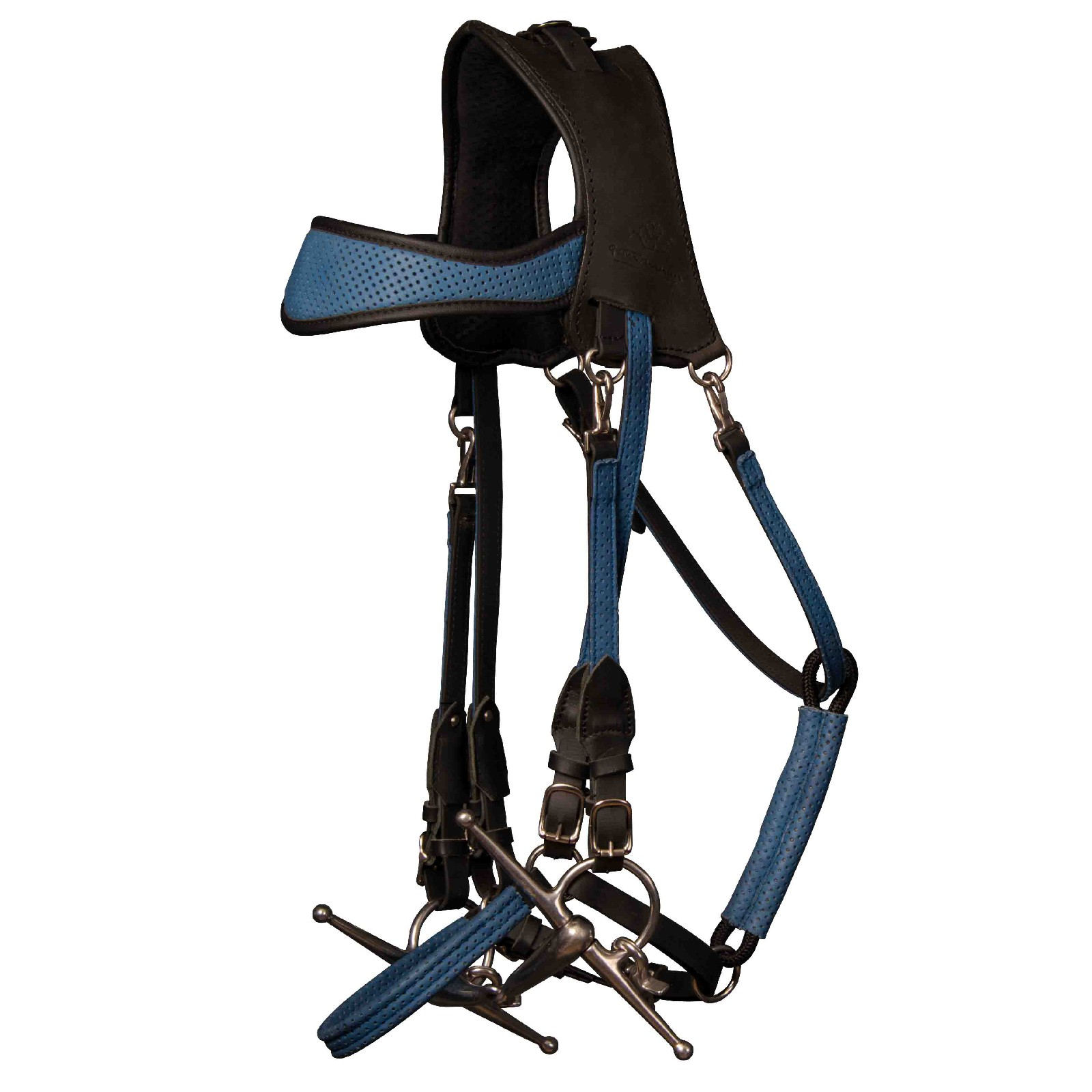 Halter Bridle 2 In 1 That Easily Turns Into A Halter