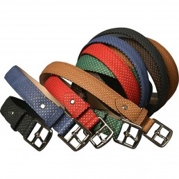 Leather Rider Belt