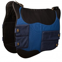 Endurance saddle pad with ballast L