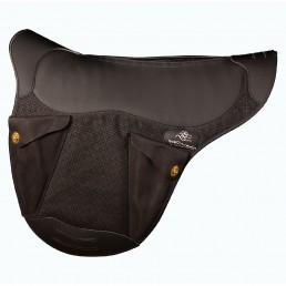 Endurance saddle pad with ballast S
