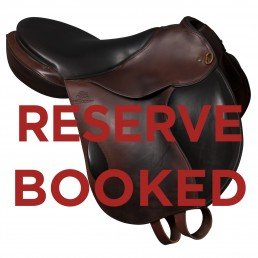 BOOKED Second Hand 2013 saddle D13