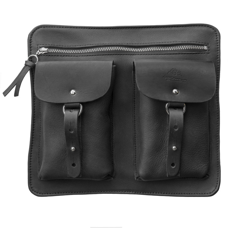 Riding leather pocket - Saddlery Gaston Mercier