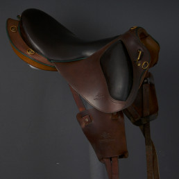 Margeride second Hand saddle of