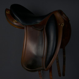 Second hande saddle Doline II of 2016
