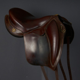 Compiegne demo saddle
