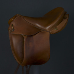 Marathippo demo saddle