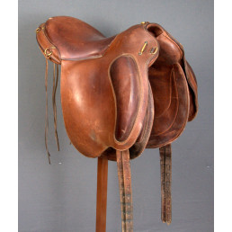 Second Hand saddle Sauveterre of 2002Second Hand saddle Sauveterre of 2002