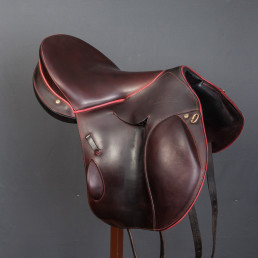 D13 demo saddle