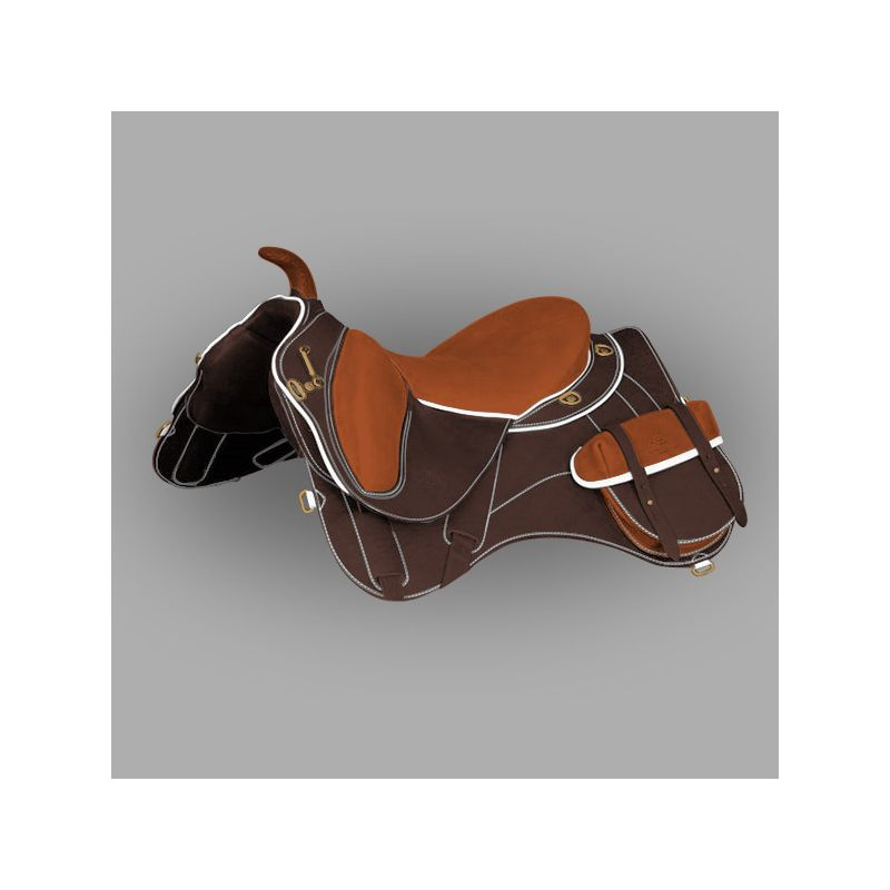 Saddle Margeride Aubrac option