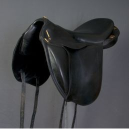 Exhibition Margeride saddle