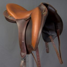 Demo Margeride saddle