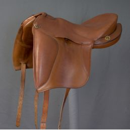 Margeride saddle