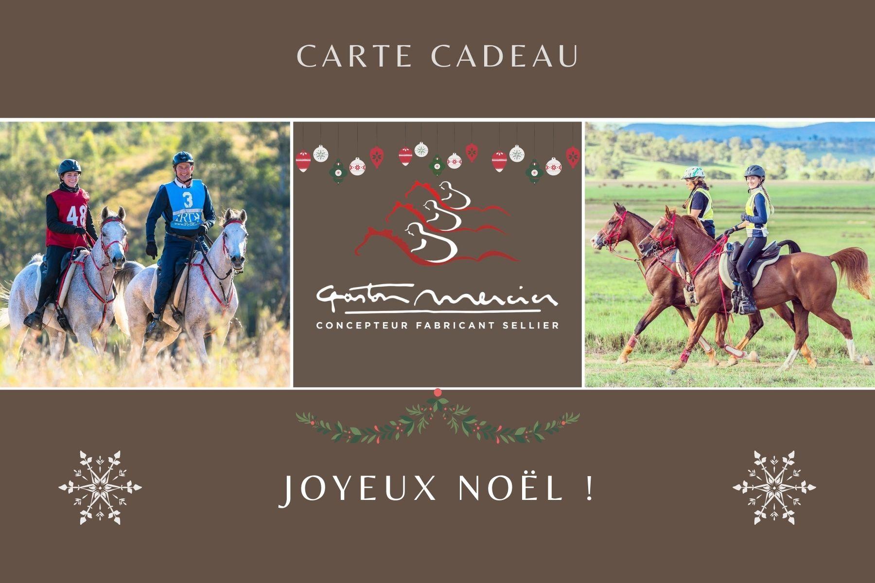 Carte cadeau Gaston Mercier