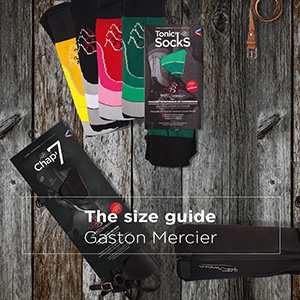 Size Guide Gaston Mercier
