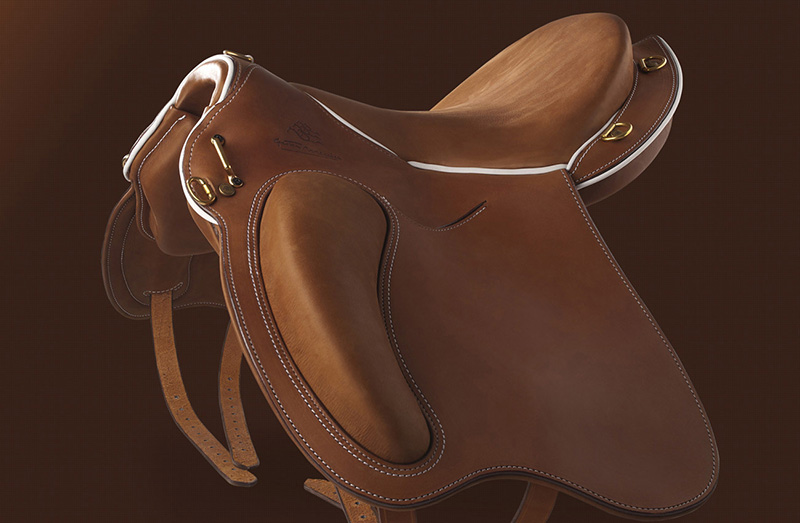 The saddle according to Gaston Mercier