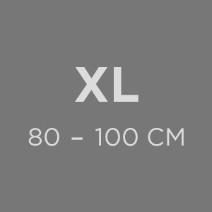 XL (from 80 to 100 cm)