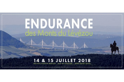 Endurance des Monts du Lévézou 2018 - WE du 14/15 juillet 2018