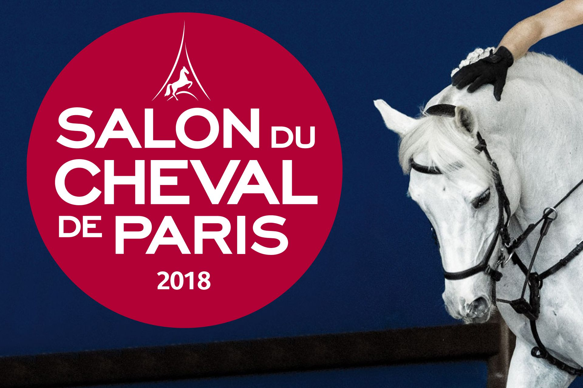 La sellerie Gaston Mercier au Salon du Cheval de Paris 2018