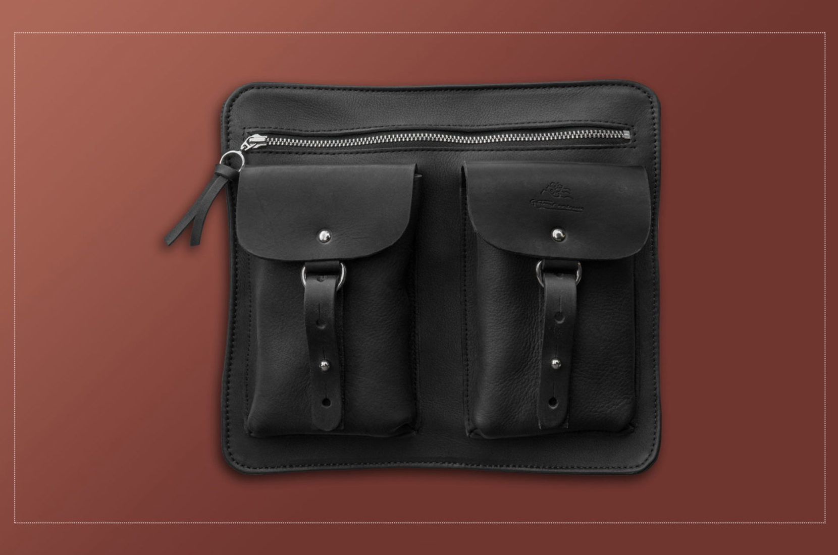 NEW: Discover the new Rider Leather Pocket Gaston Mercier !!
