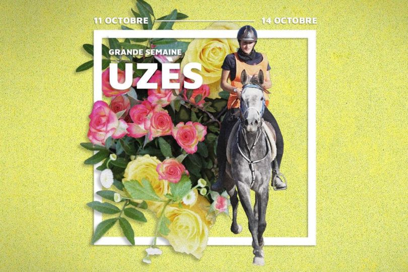 The saddlery Gaston Mercier will be at the Great Week of Uzès 2018